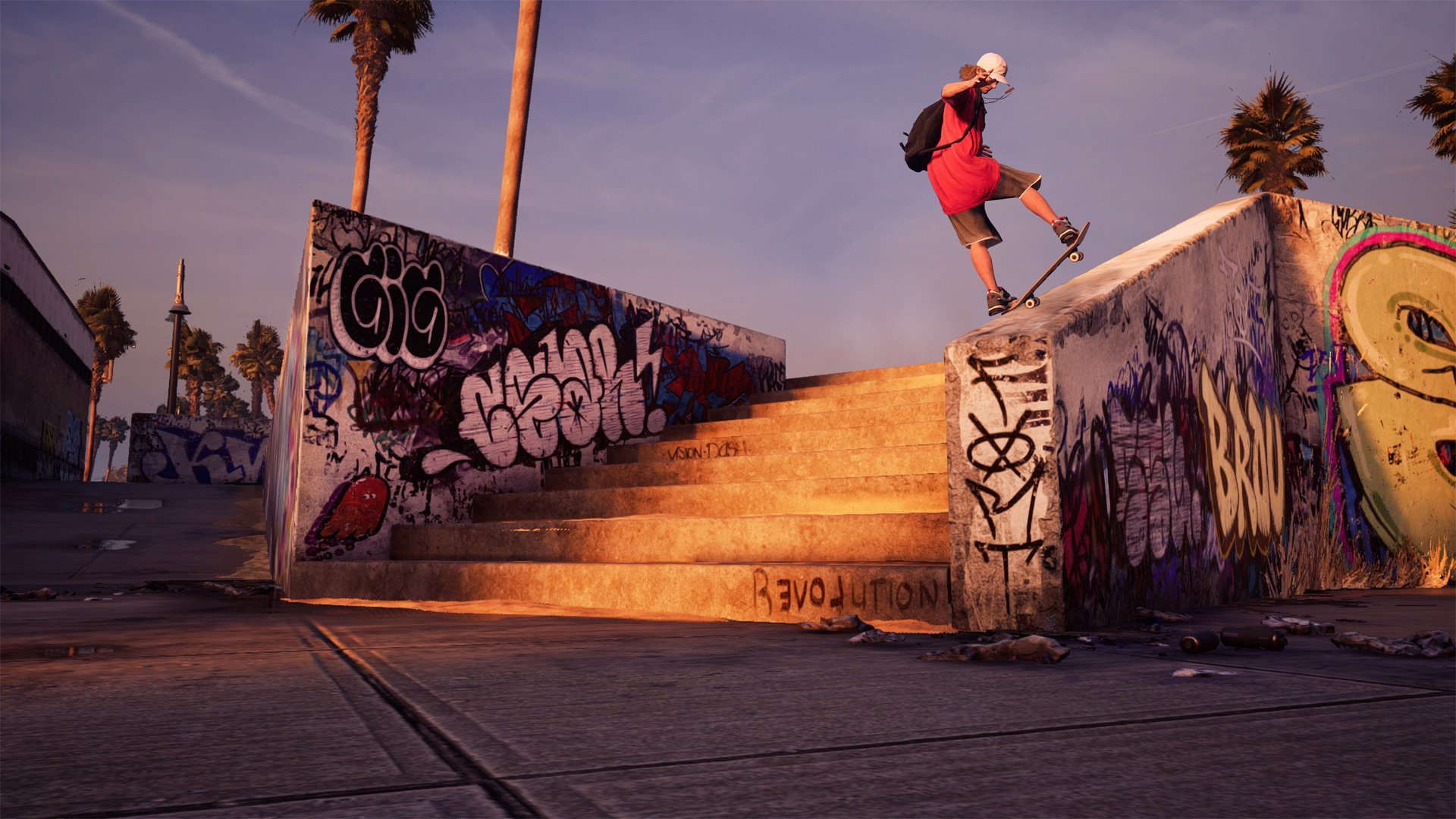 Xbox players can close out 2020 with a Tony Hawk's Pro Skater 1+2 trial screenshot