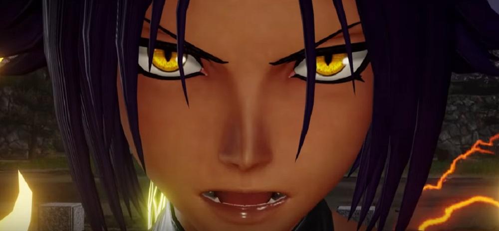Bleach's Yoruichi Shihouin teased in new Jump Force trailer screenshot