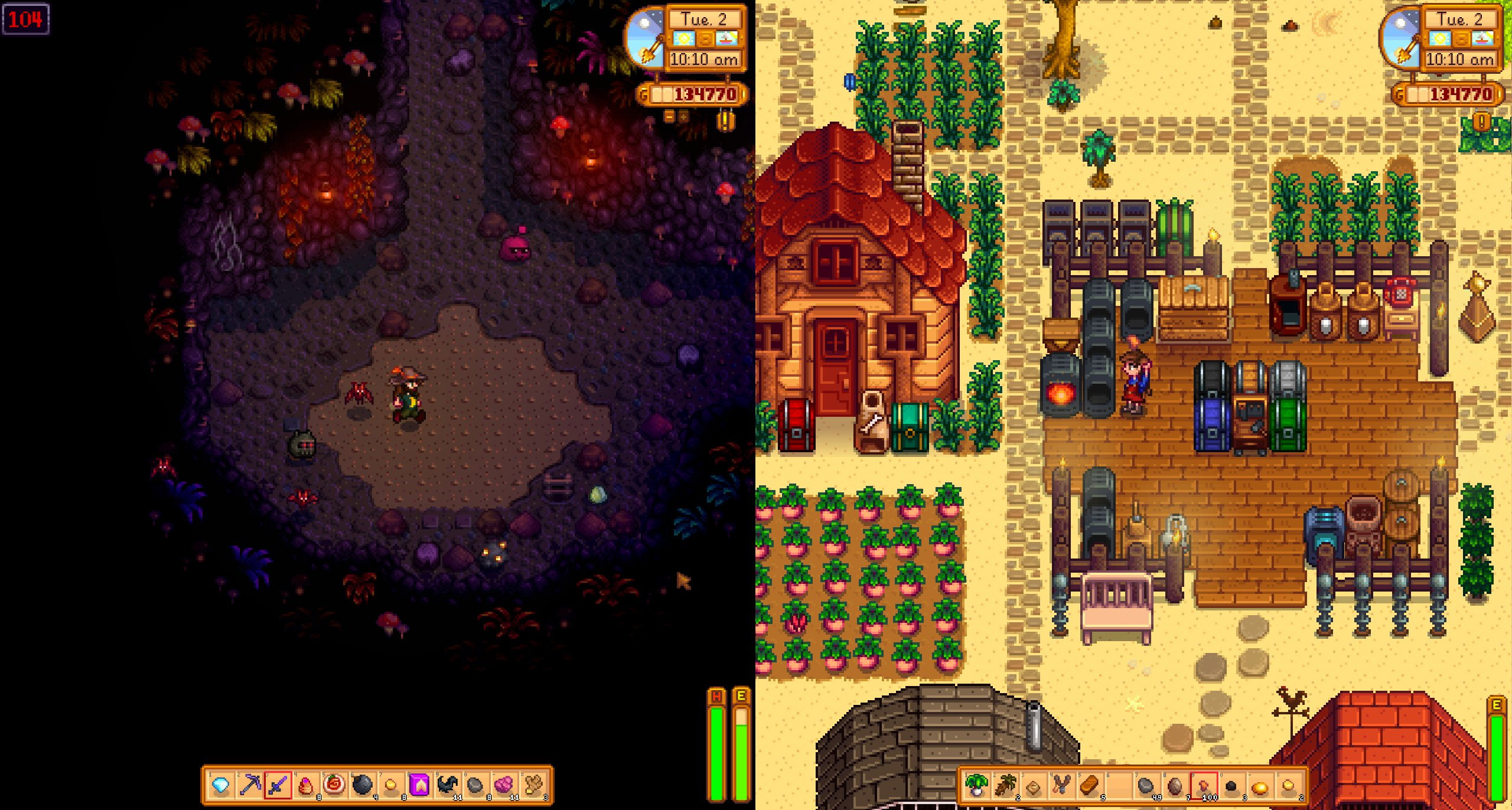 Stardew Valley's 1.5 update released today on PC and it's the 'biggest update yet' screenshot