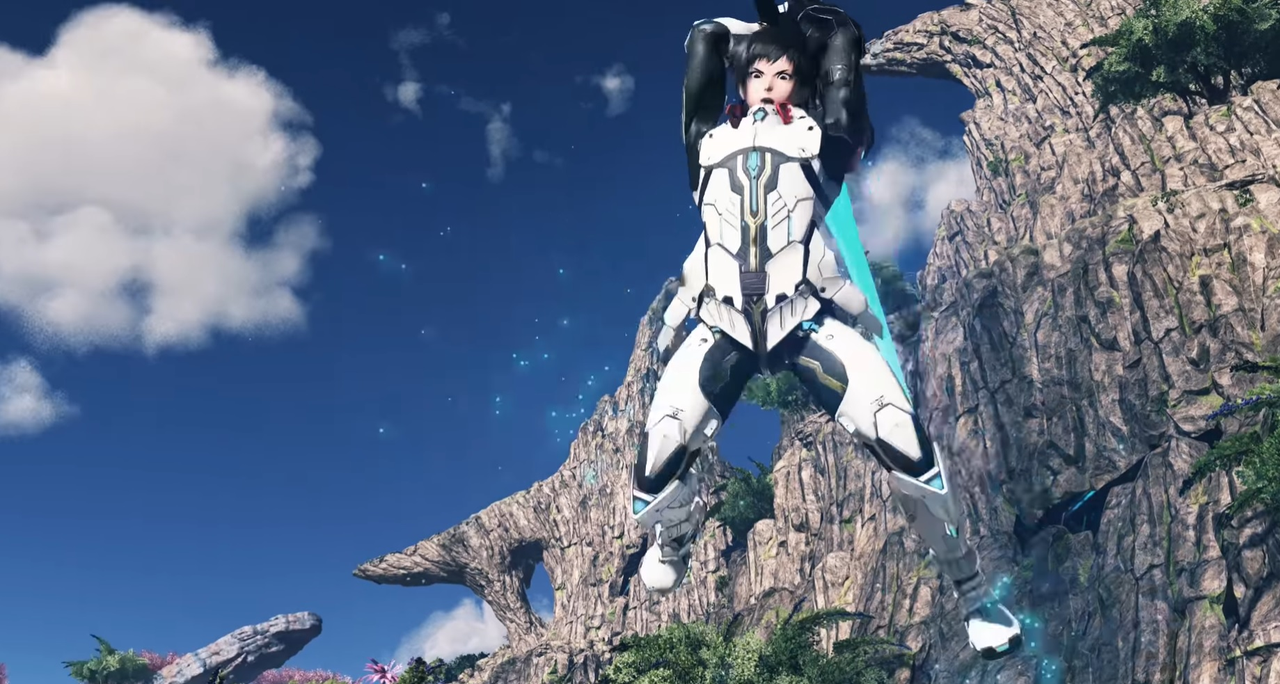 Phantasy Star Online 2: New Genesis will share a login screen with PSO 2 screenshot