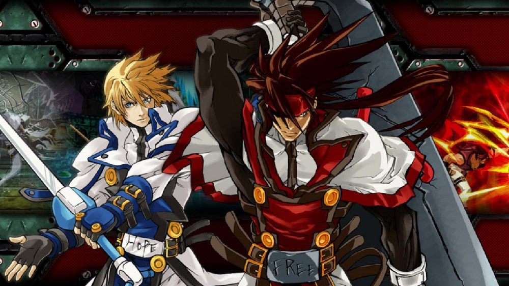 Guilty Gear XX Accent Core Plus R now supports rollback netcode on PC screenshot