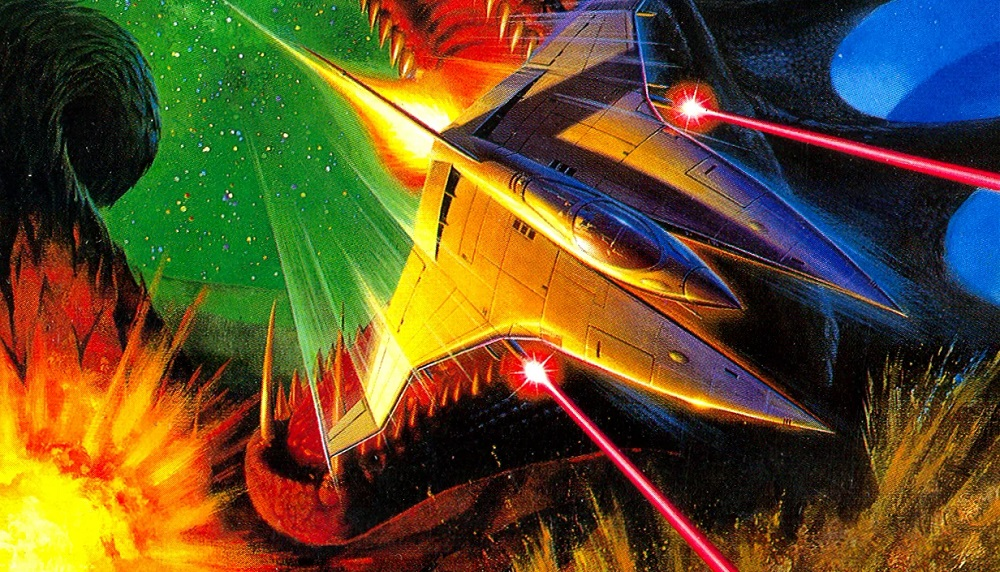 Gradius III hits PS4 and Switch as this week's Arcade Archives release screenshot