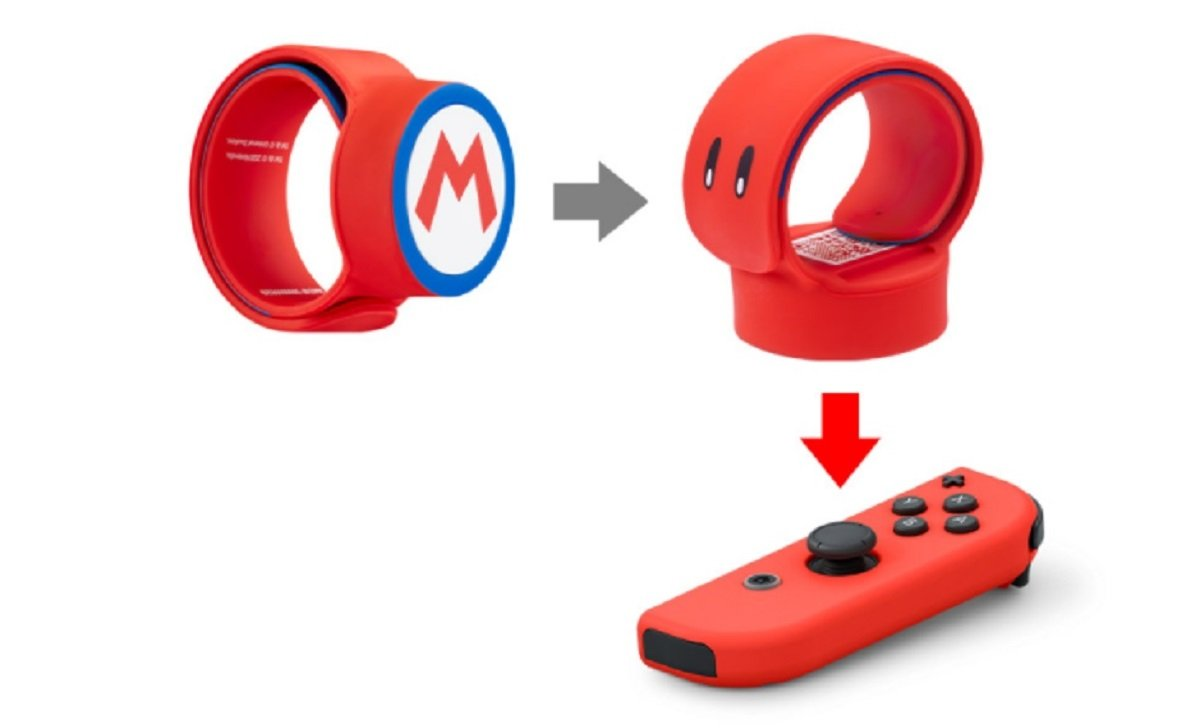 Nintendo is sharing more info on their theme park Power-up Band amiibo functionality screenshot