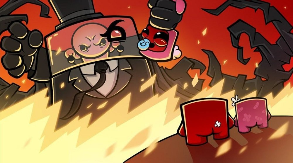 Review: Super Meat Boy Forever screenshot