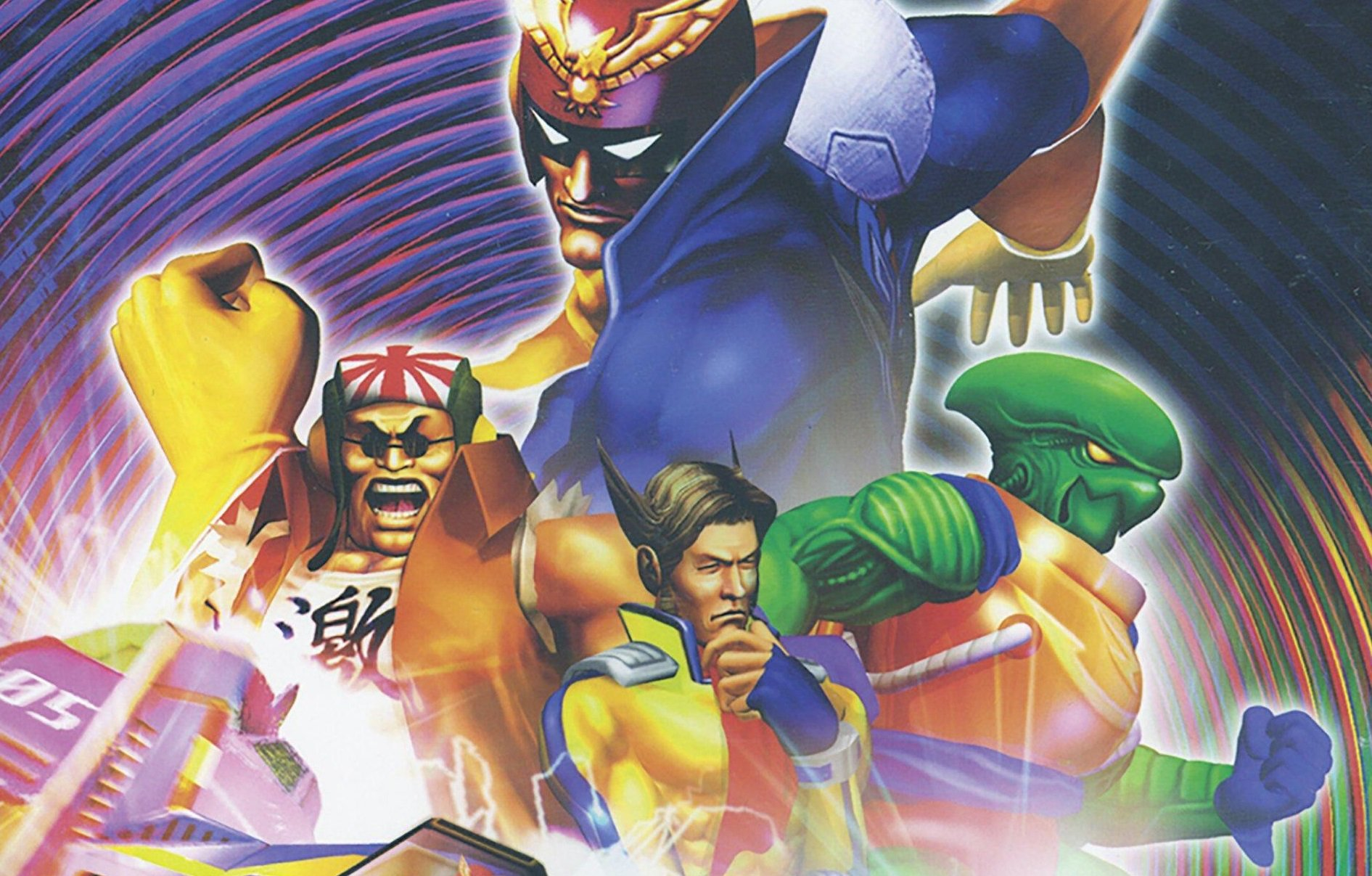 F-Zero producer 'wouldn't mind making a new one, wants to make it 'challenging' screenshot