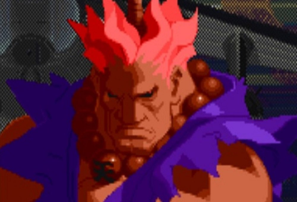 Shin Akuma pops up in SNES Street Fighter Alpha 2 thanks to newly discovered code screenshot