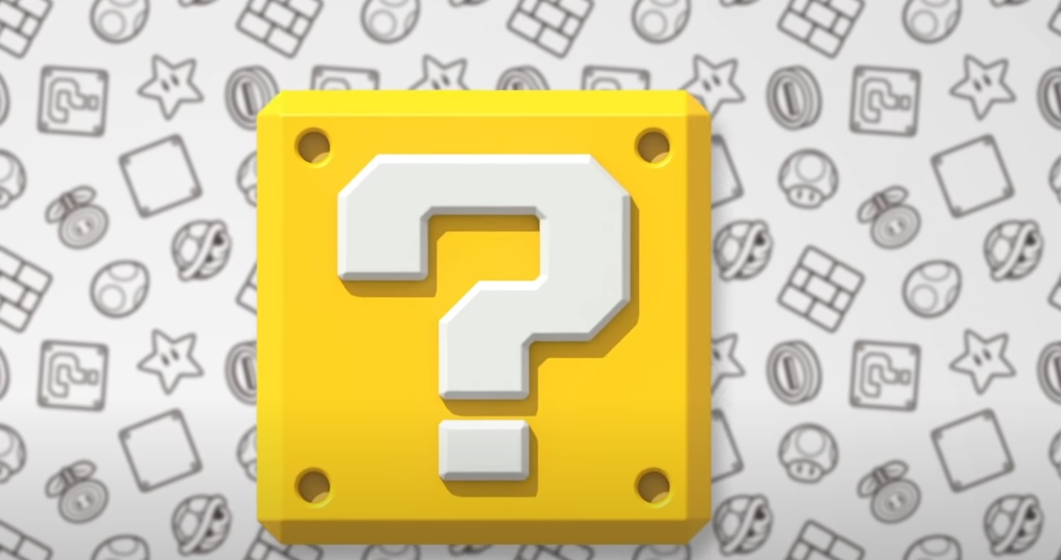 Nintendo is bringing back their video quiz series with a Pikmin episode screenshot