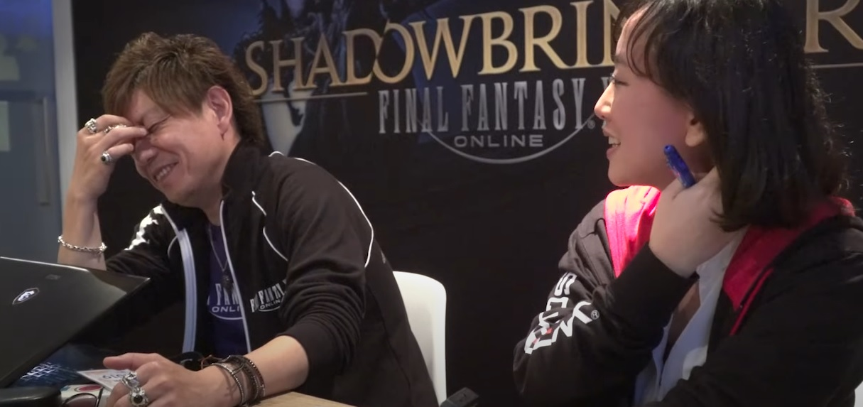 Remember that time Yoshi P called the prospect of 'classic' FFXIV servers a 'nightmare?' screenshot