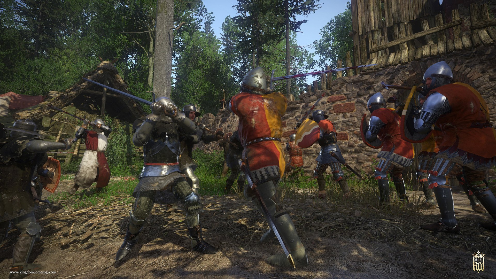 It looks like the Switch isn't getting Kingdom Come: Deliverance after all screenshot