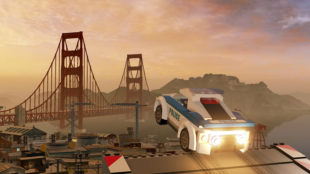 LEGO City Undercover was wiped from the Wii U and 3DS eShop stores without warning screenshot