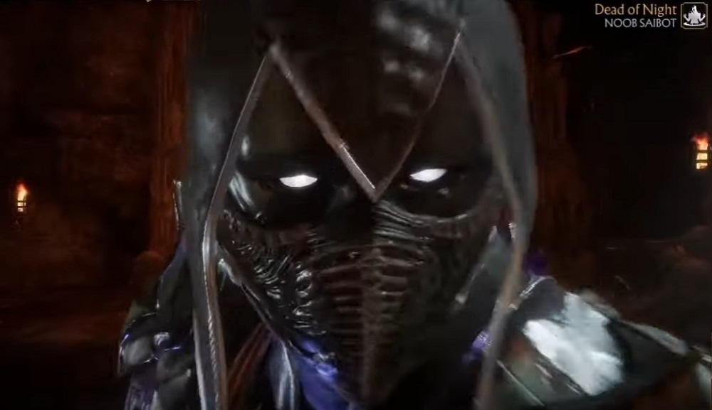 Check out this wacky first-person mod for Mortal Kombat 11 screenshot