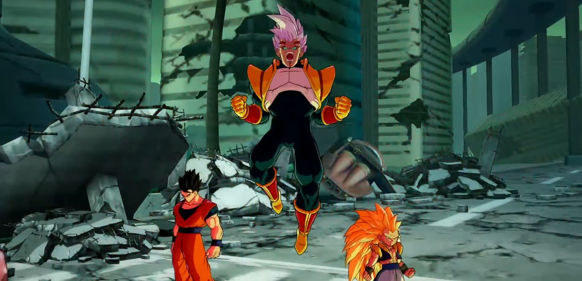 (Update) Arc System Works will fully reveal Dragon Ball FighterZ's Super Baby 2 this weekend screenshot