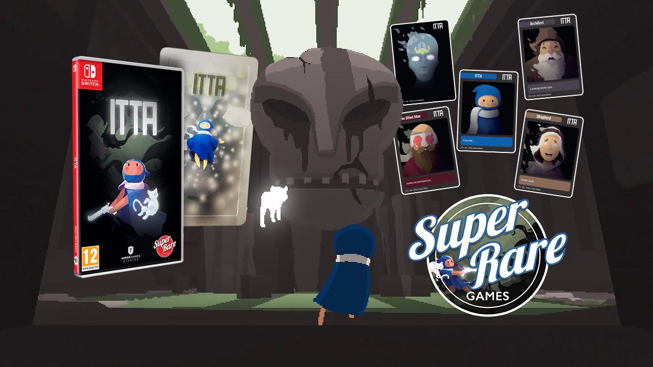Contest: Win ITTA on Nintendo Switch from Super Rare Games screenshot