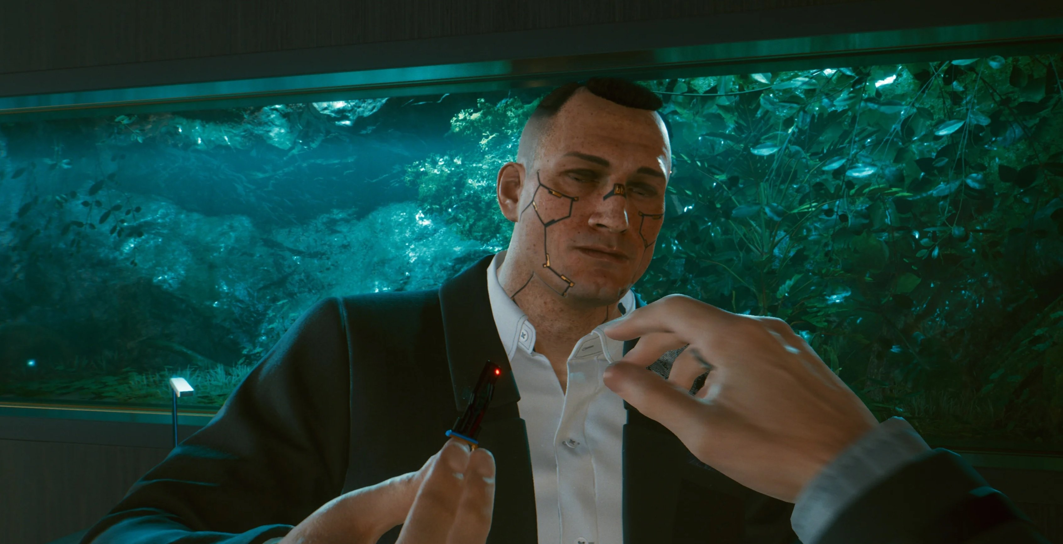 Now even the Polish government is allegedly investigating Cyberpunk 2077 screenshot