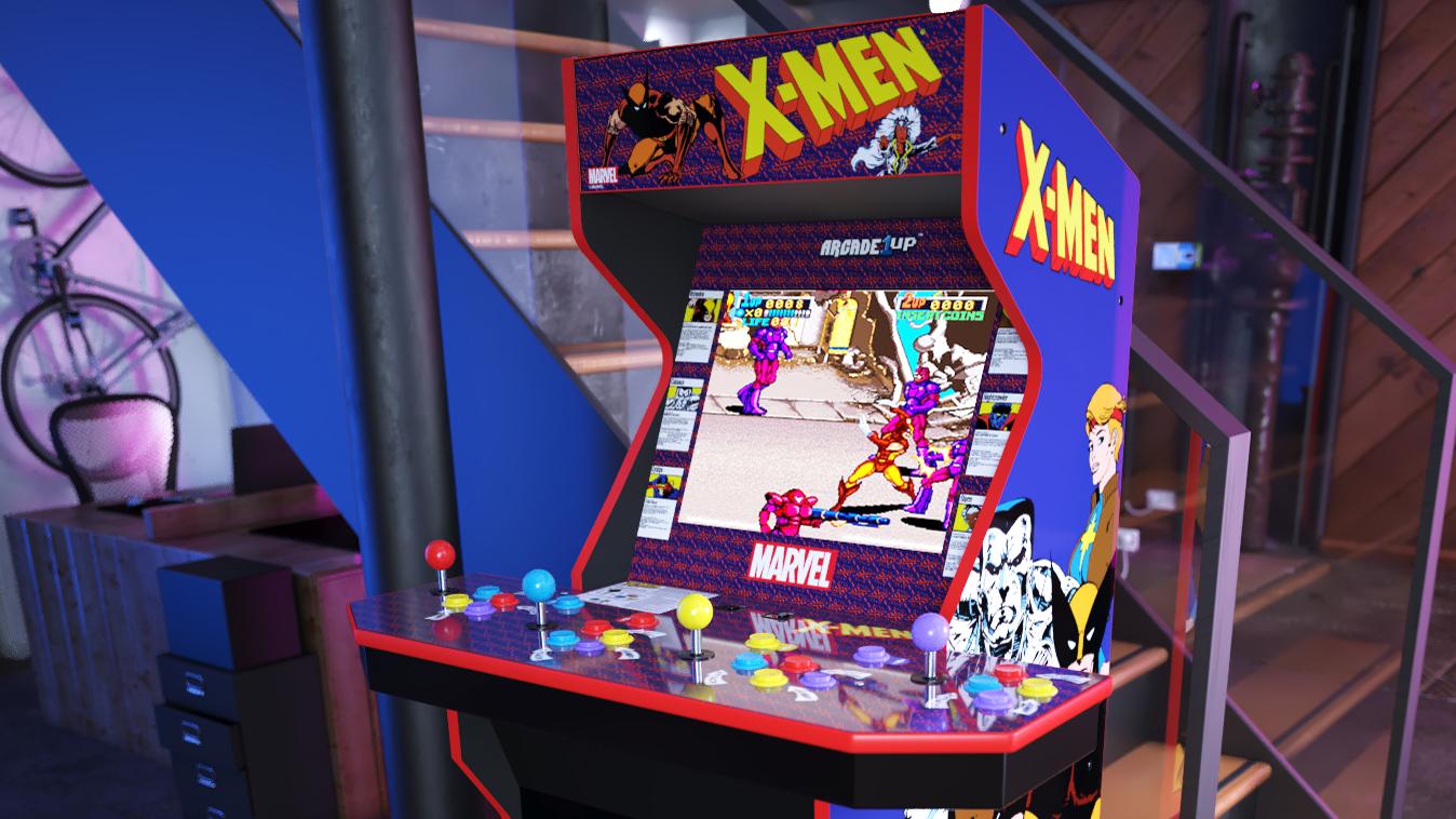 Konami's X-Men and Rare's Killer Instinct headline the next batch of Arcade1Up cabinets screenshot