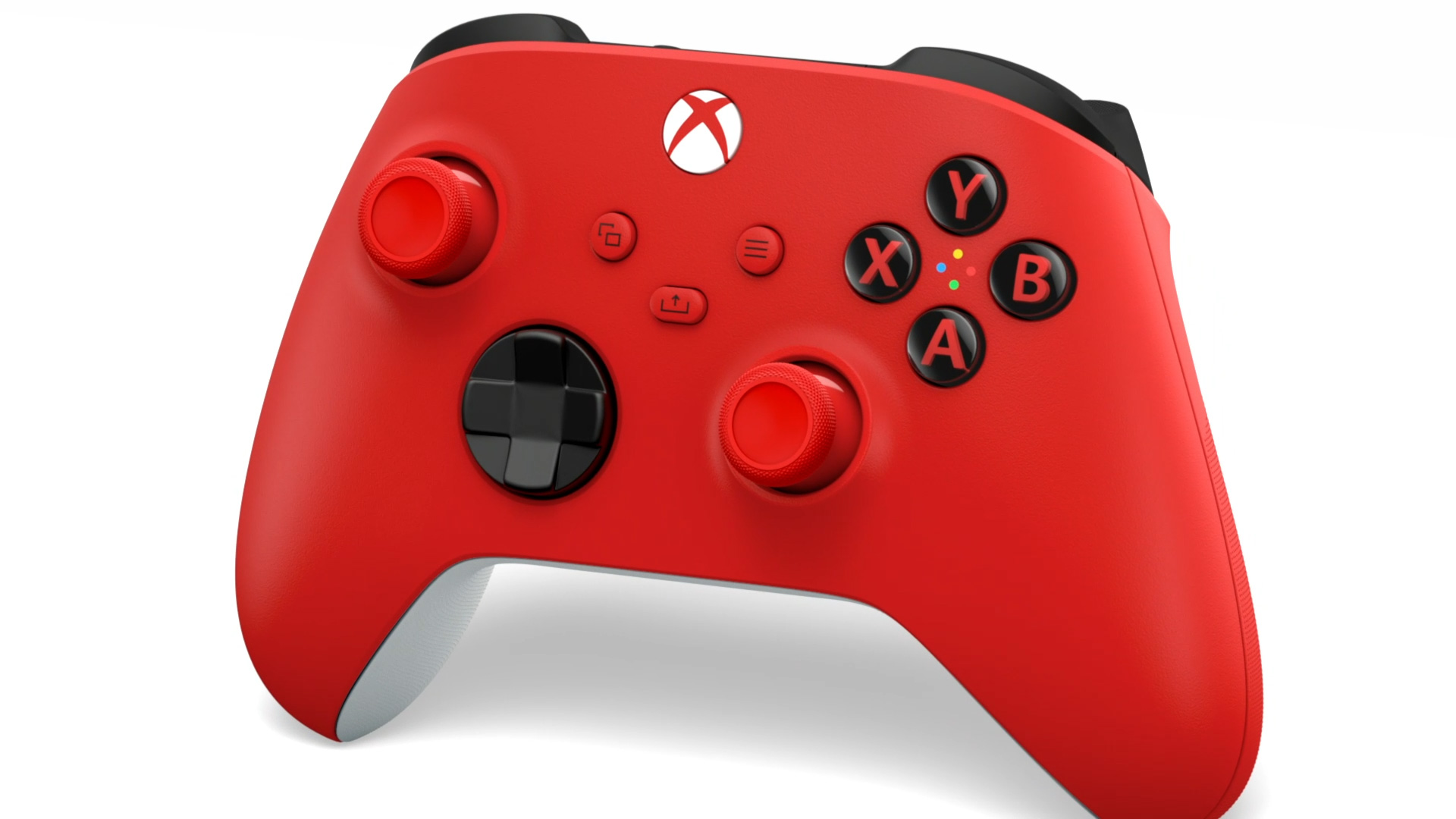 The next Xbox controller is Pulse Red and it's shipping in February screenshot