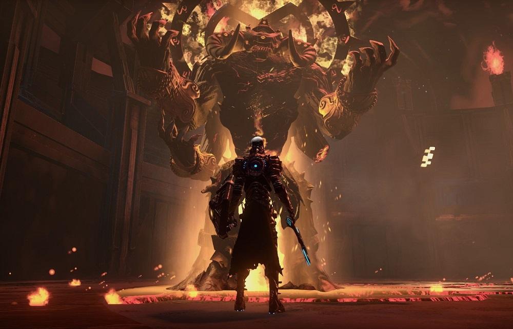 Hellpoint brings dark, sci-fi action to Nintendo Switch February 25 screenshot