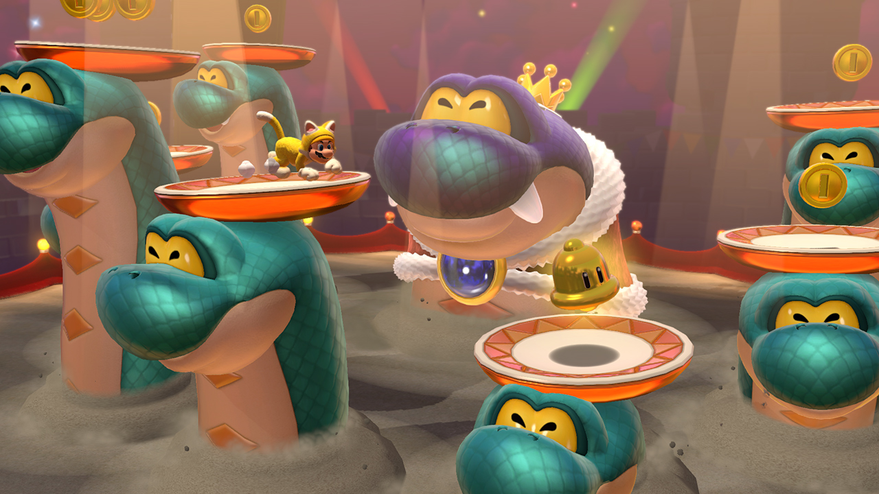Super Mario 3D World + Bowser's Fury clocks in at a breezy low 2.9GB screenshot