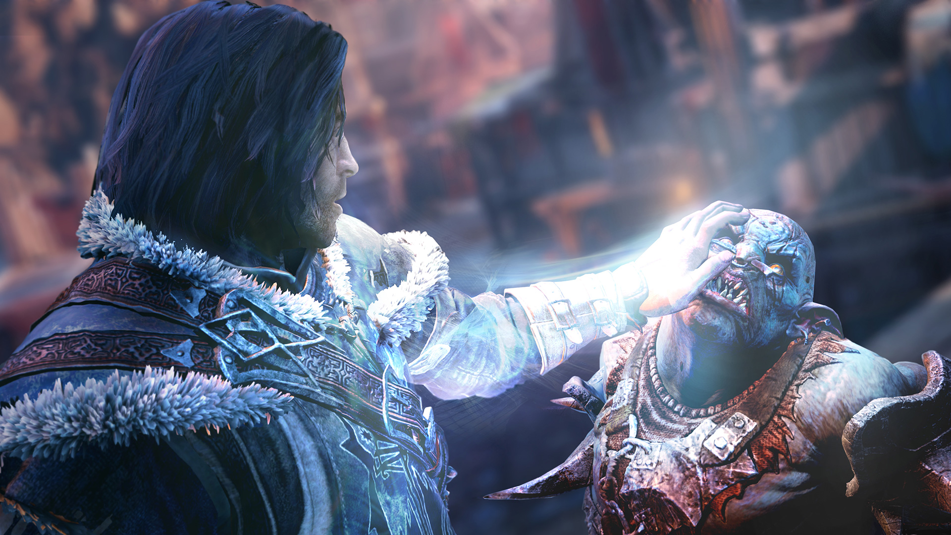 Middle-earth: Shadow of Mordor was updated so completionists can unlock online achievements and trophies screenshot