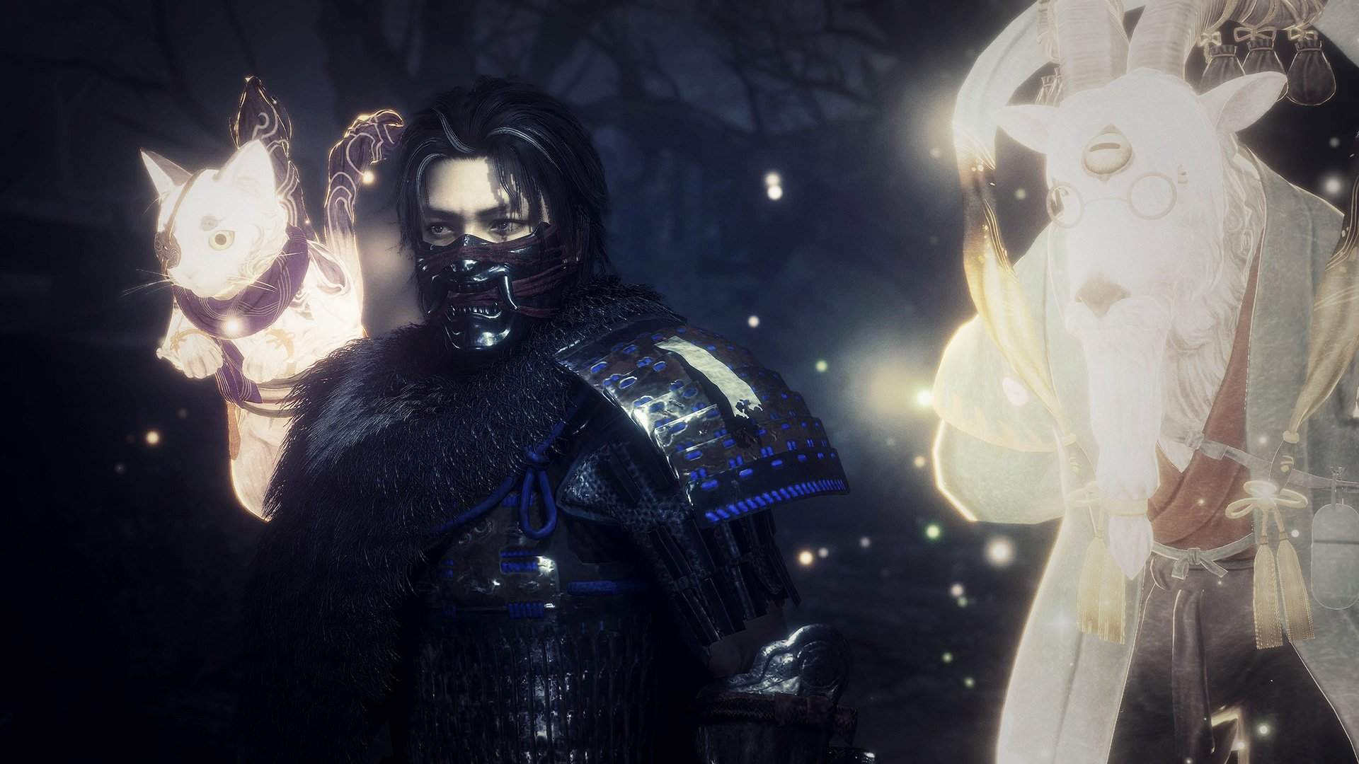 Nioh 2: The Complete Edition seems fine enough on PC screenshot