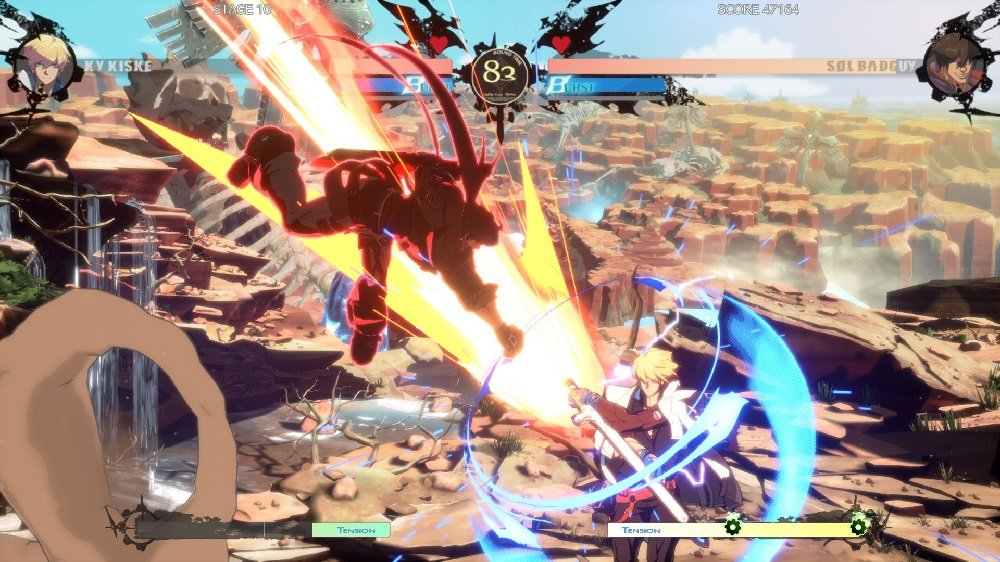 Guilty Gear Strive will get you ready to rock with in-depth tutorial mode screenshot
