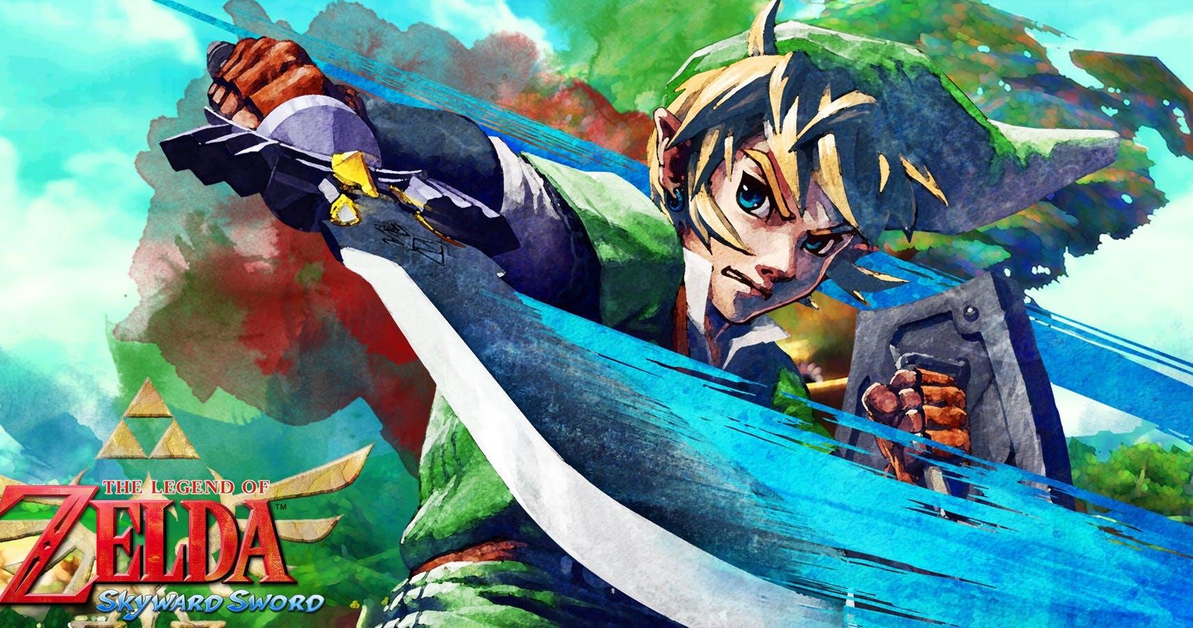 Ten years later, I still love The Legend of Zelda: Skyward Sword  screenshot