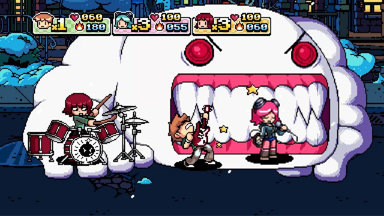 Nintendo Download: Scott Pilgrim vs. The World: The Game – Complete Edition  screenshot