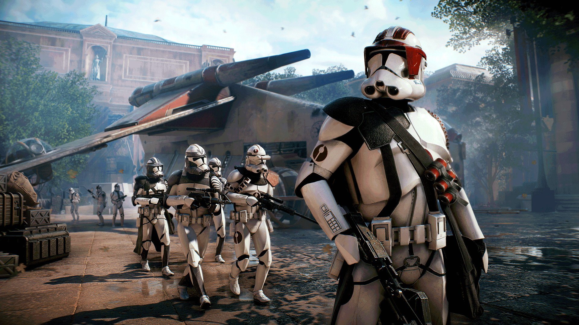 Star Wars Battlefront II is worth grabbing while it's free on PC screenshot