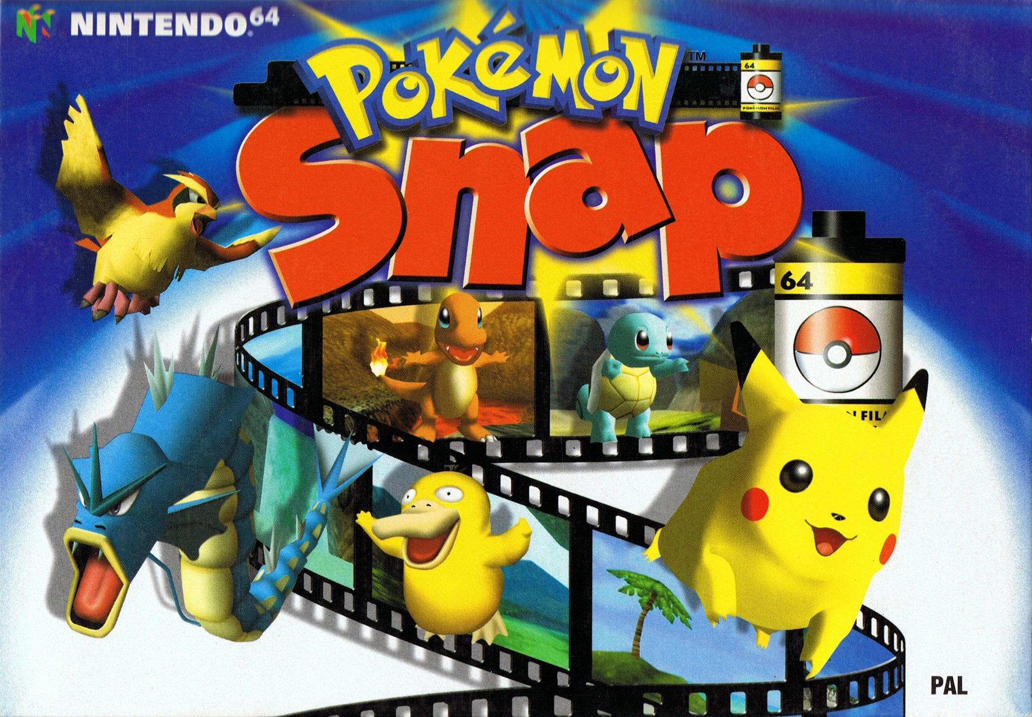 Pokemon Snap still holds up in 2021 screenshot