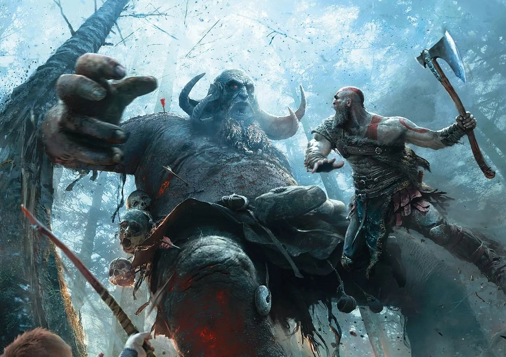 Job listings hint at unannounced project from God of War developer screenshot