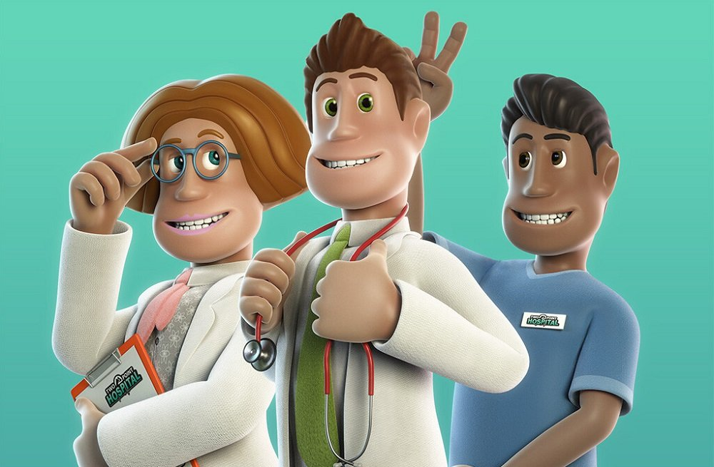 Two Point Hospital: Jumbo Edition will add remaining expansion packs on consoles screenshot