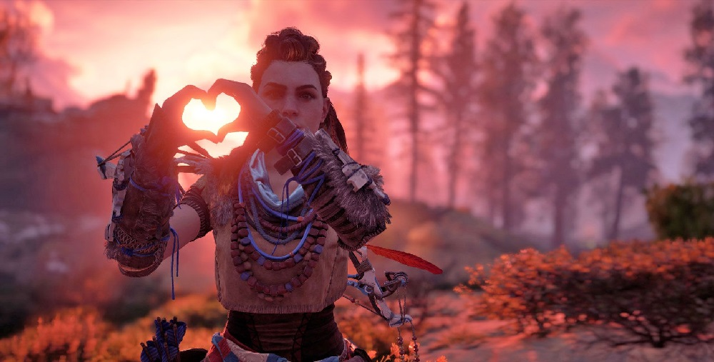 The latest major update for the Horizon Zero Dawn PC will be one of its last screenshot