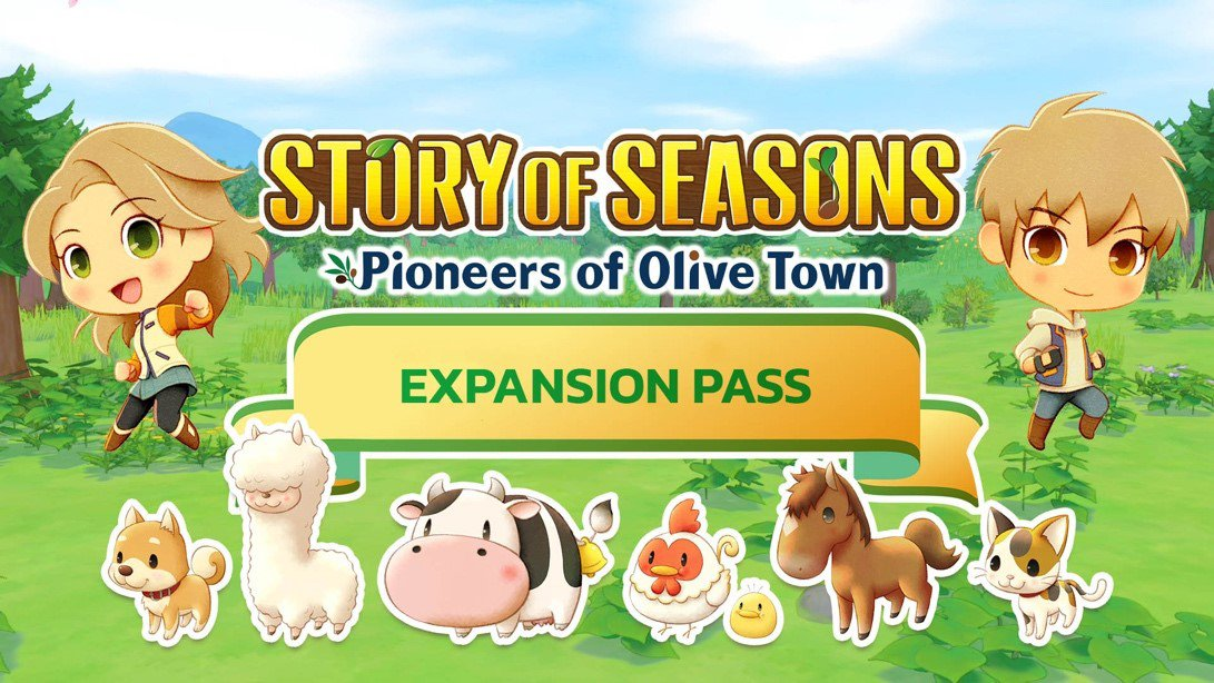 Story of Seasons: Pioneers of Olive Town's expansion pass will bring back some familiar faces screenshot