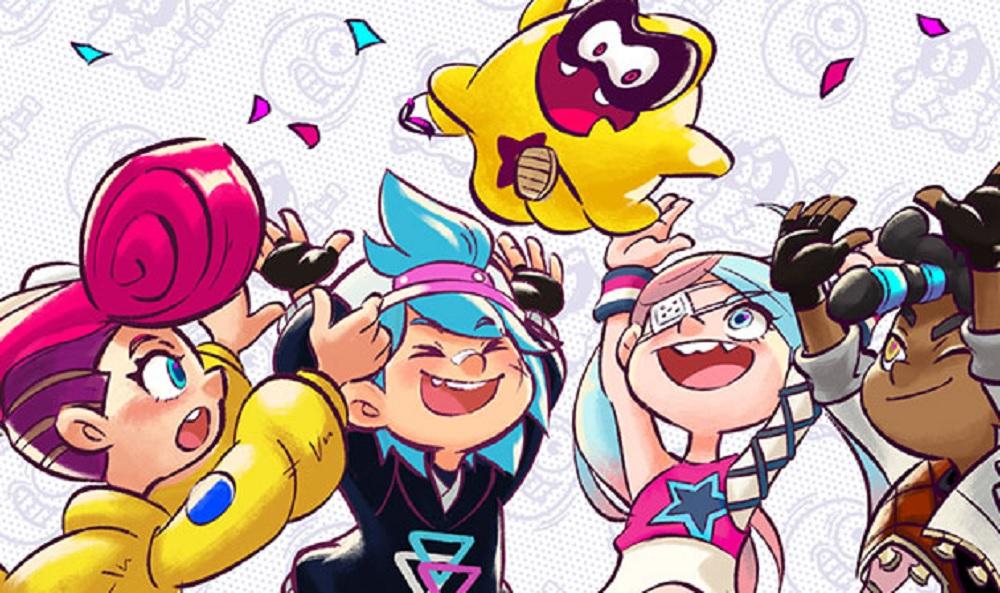 Ninjala celebrates six million global downloads screenshot