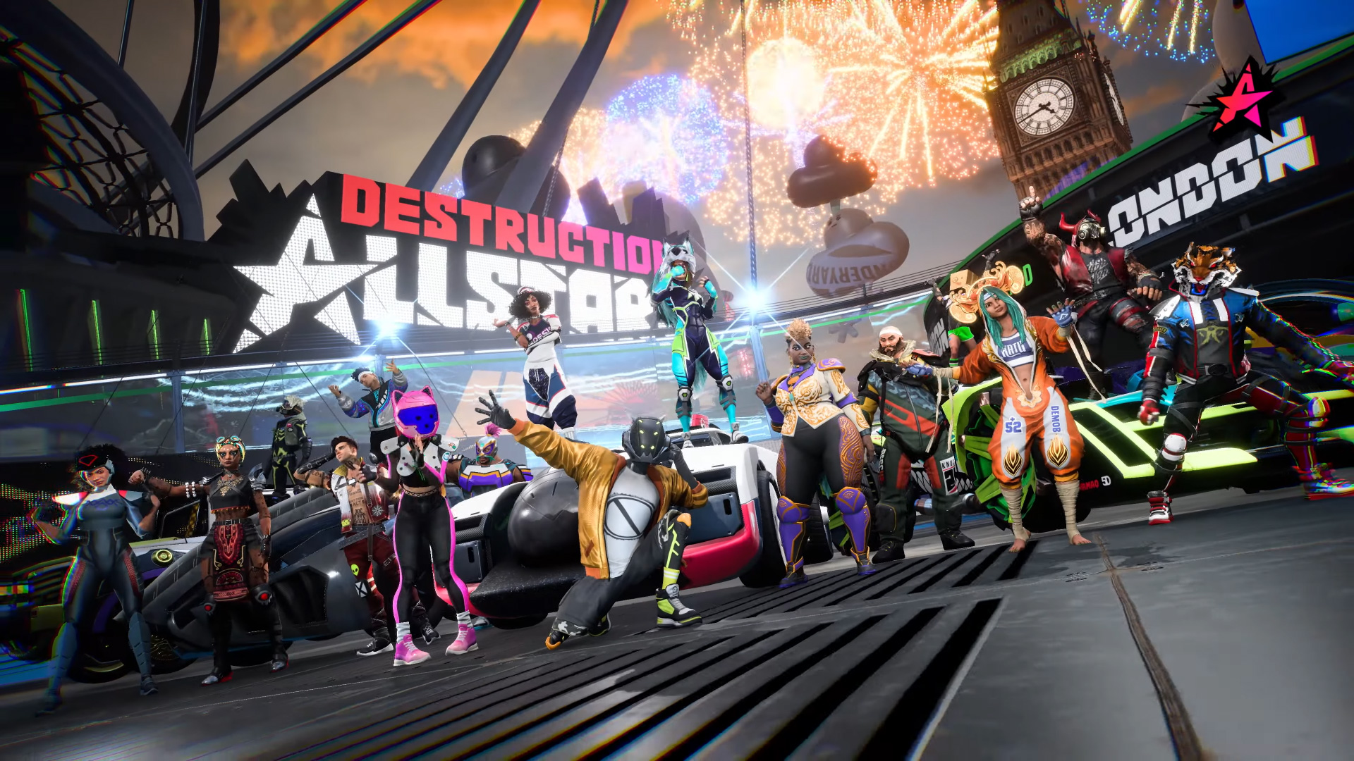 It's time to call dibs on the best Destruction AllStars characters - TechnoCodex