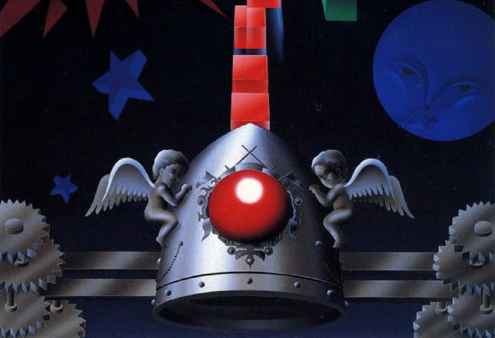 Konami's unique Quarth joins the Arcade Archives as Block Hole