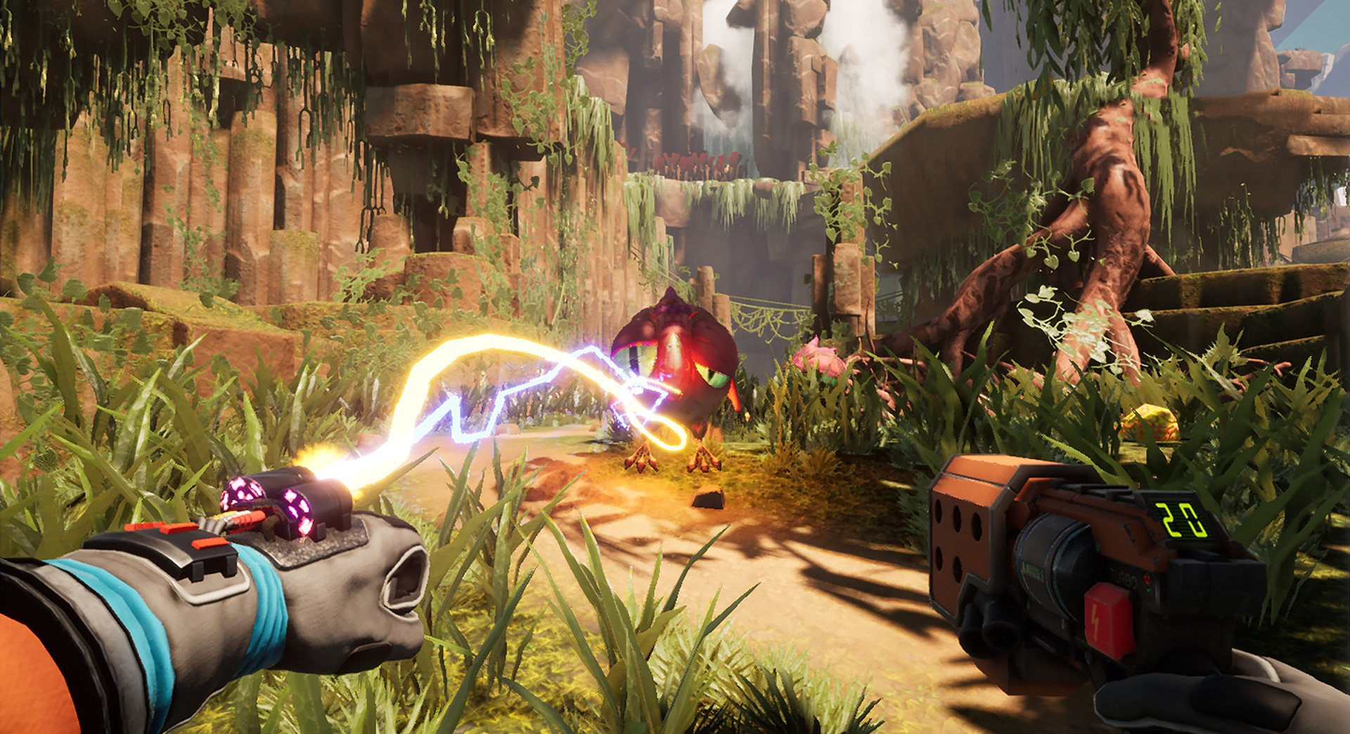 It's been a year, so Journey to the Savage Planet is coming to Steam screenshot