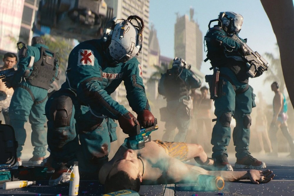 Cyberpunk 2077 had the biggest digital launch ever screenshot