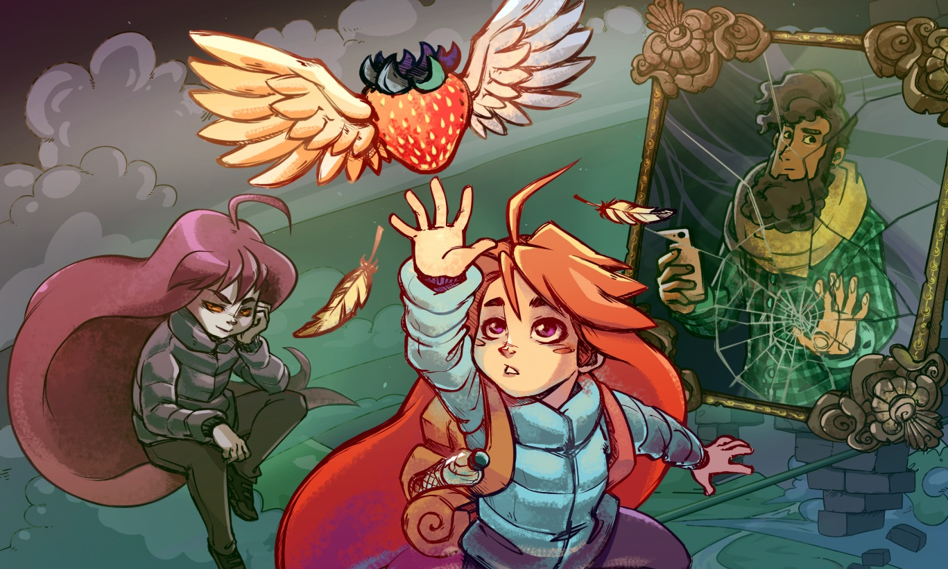 Celeste celebrates third anniversary with sequel to the Pico-8 original screenshot
