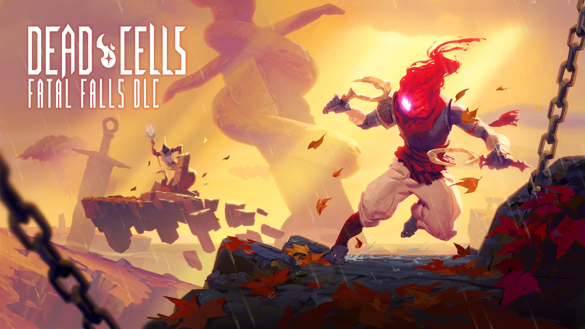 Contest: Win the new Dead Cells DLC, Fatal Falls, for PC and consoles screenshot