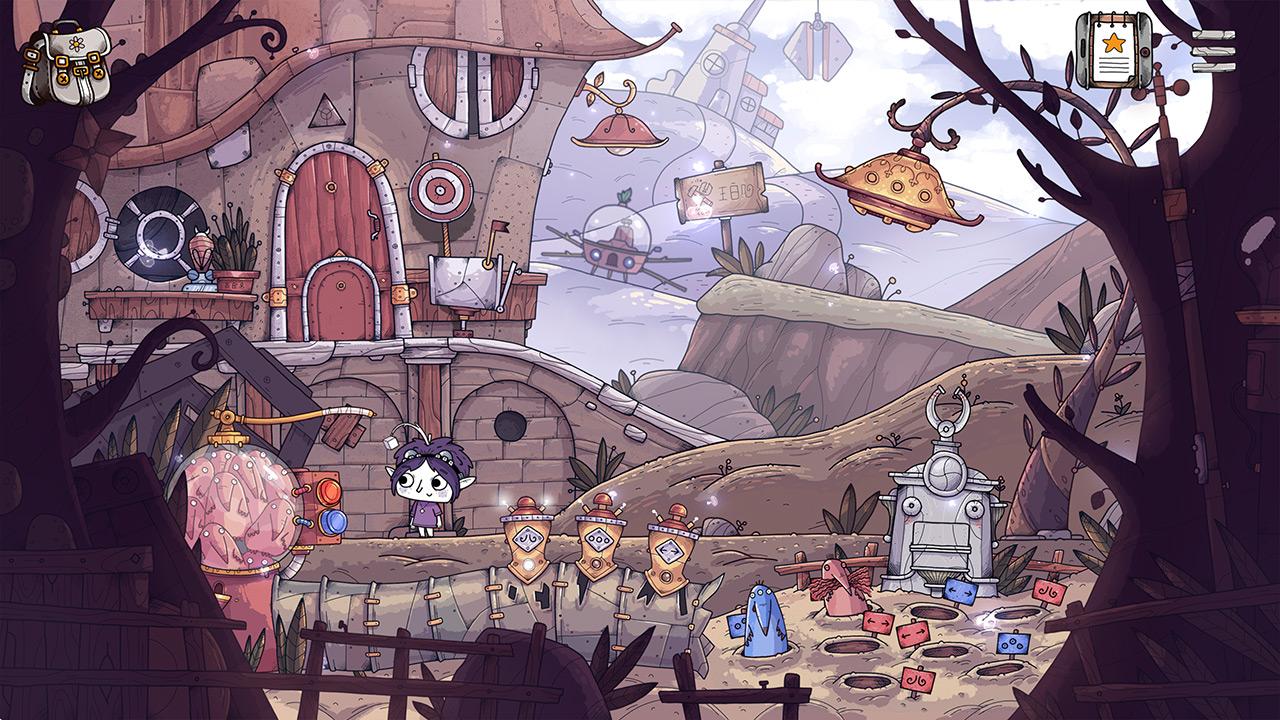 Nintendo Download: Tohu screenshot