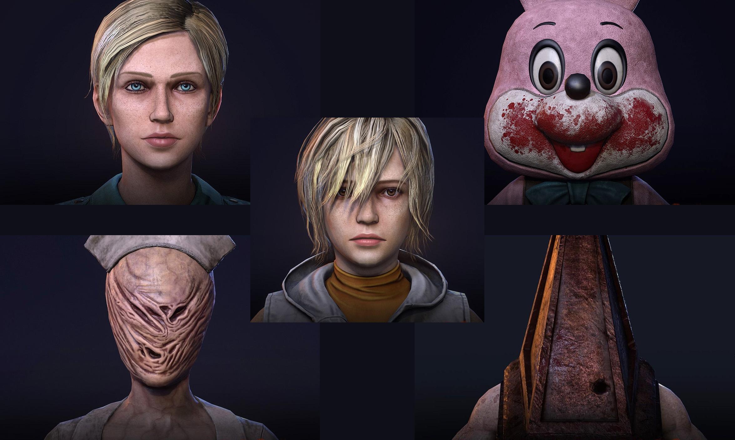 (Update) Silent Hill's next DLC team-up is with Dark Deception: Monsters & Mortals screenshot