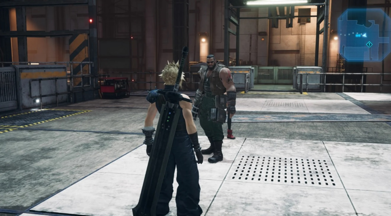 What's the one thing from Final Fantasy VII Remake that you want to see carried over to Part 2? screenshot