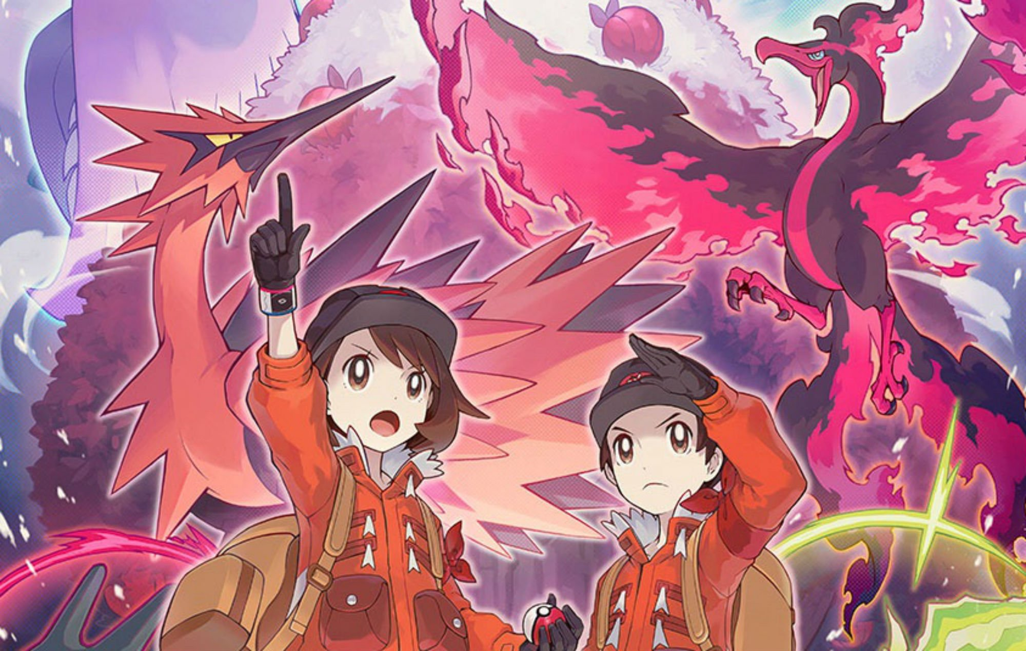 Pokemon Sword and Shield is the most successful Pokemon game since Gold and Silver screenshot