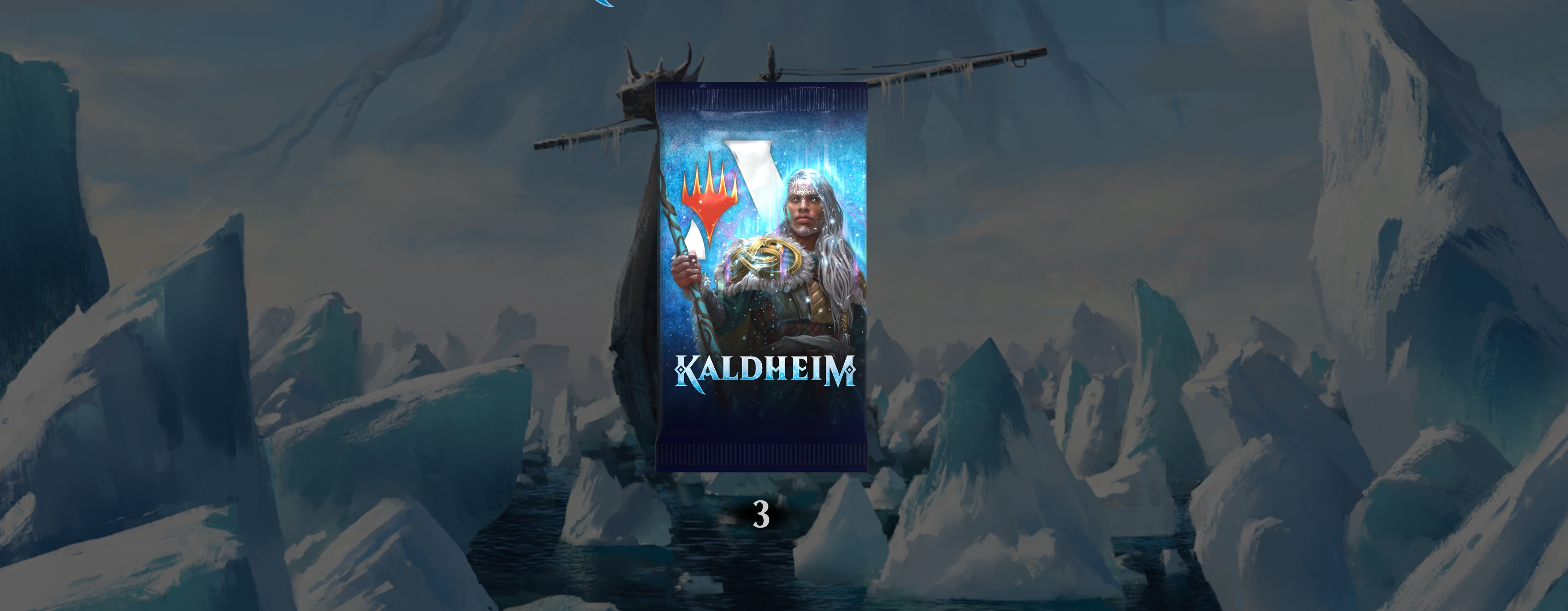 PSA: Grab some free packs in Magic: Arena now with the code 'PLAYKALDHEIM' screenshot