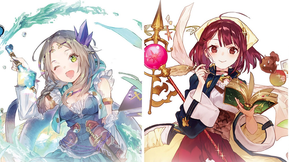 Atelier Mysterious Trilogy Deluxe Pack ventures onto PS4, PC, and Switch in April screenshot