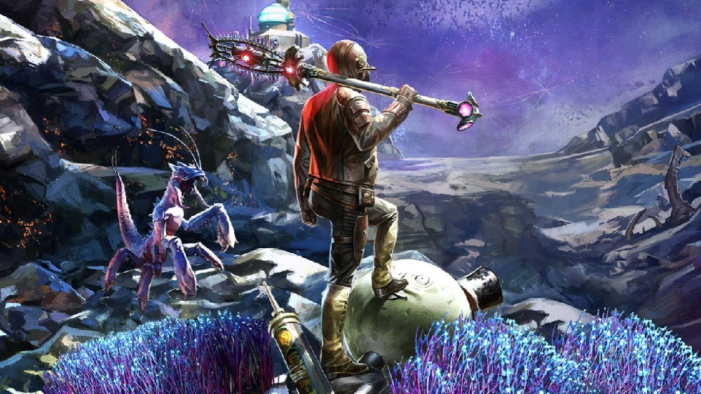The Outer Worlds: Peril on Gorgon DLC hits Switch February 10 screenshot