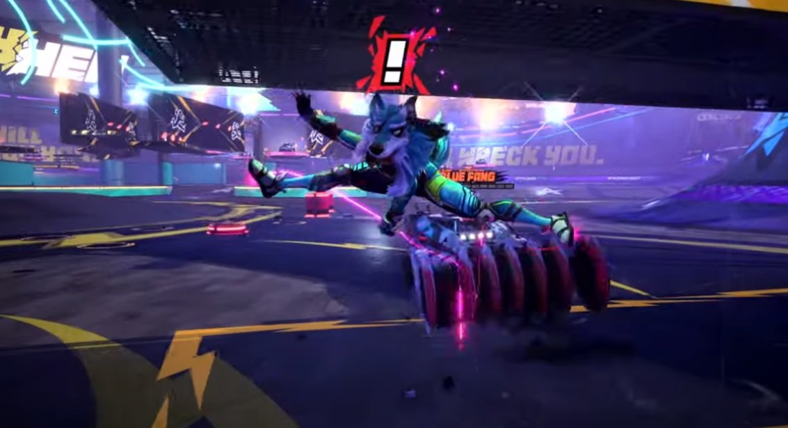 The Destruction AllStars team is aware of the annoying voice bug screenshot