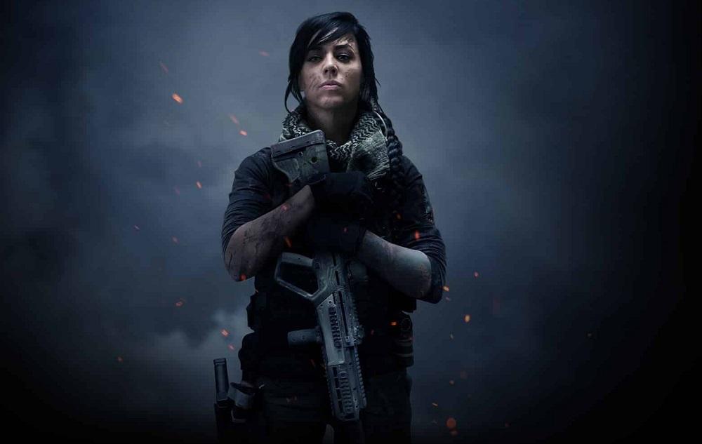 Activision facing lawsuit over Call of Duty: Modern Warfare character 'Mara' screenshot