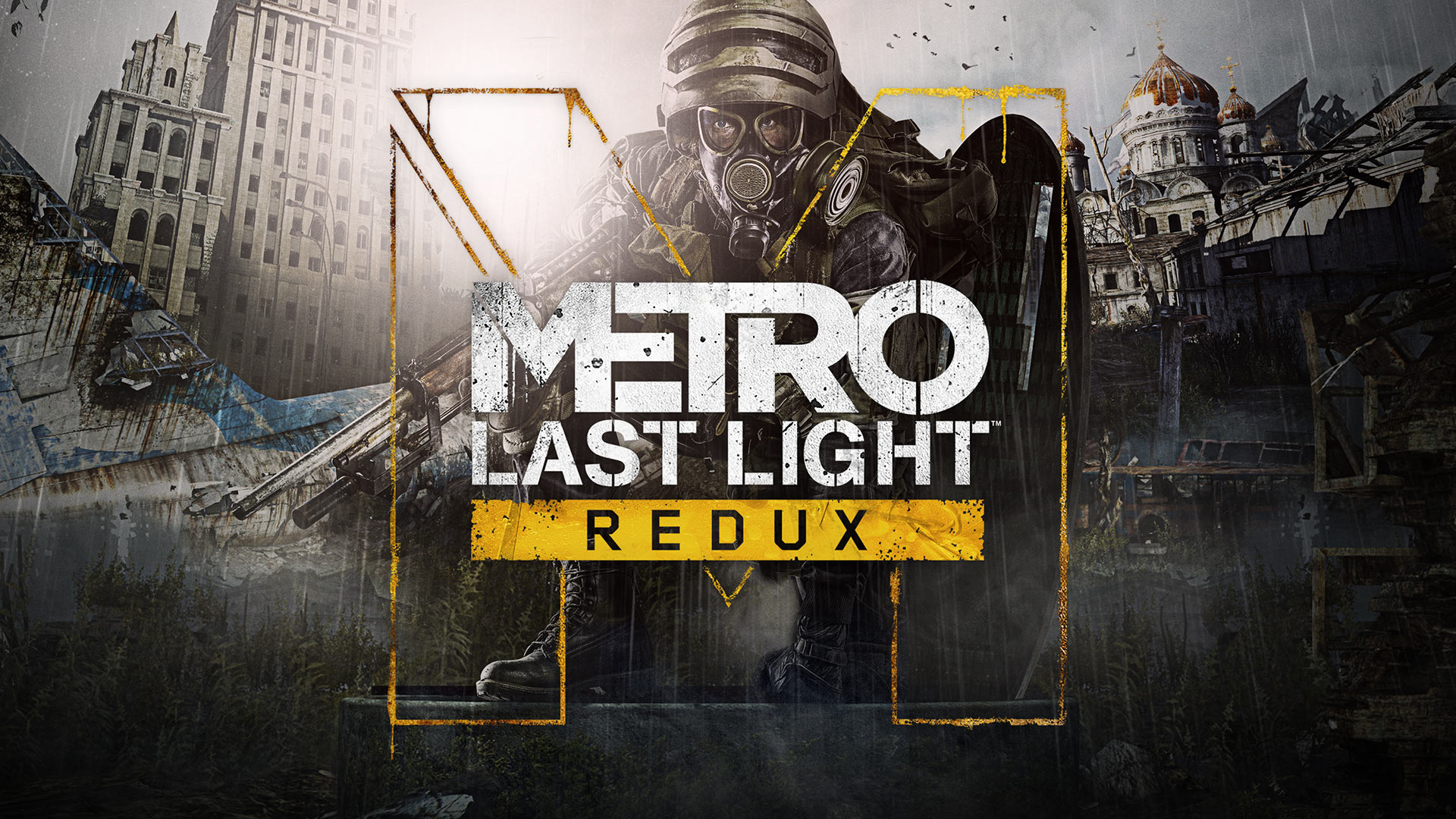 You can add Metro: Last Light Redux to your free PC game pile screenshot